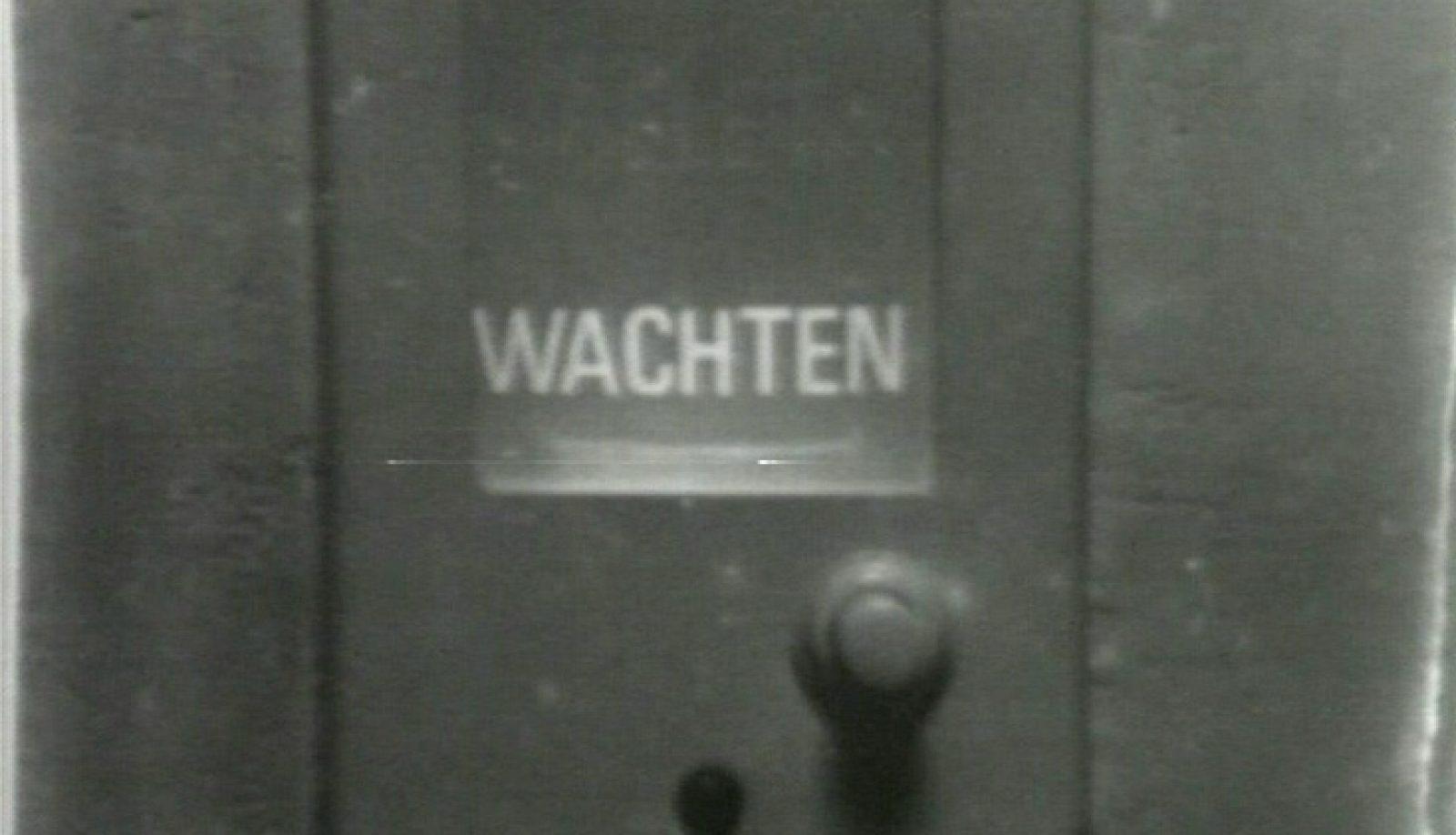 Daniël Dewaele, (Geduld) Wachten, Attendre, Wait, Warten (1977). © the artist.