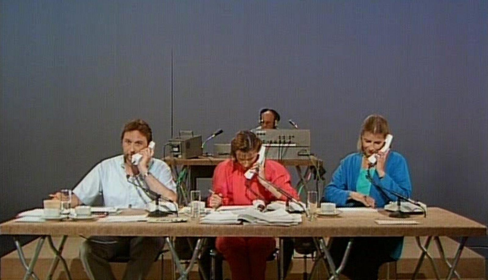 Jef Cornelis, De Langste Dag (The Longest Day) (1986). ©VRT.